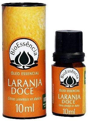 BIOESSÊNCIA ÓLEO ESSENCIAL DE LARANJA DOCE 10 ml