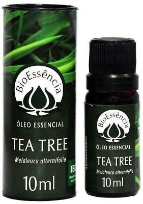 BIOESSÊNCIA ÓLEO ESSENCIAL DE TEA TREE 10 ml