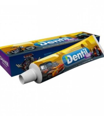 DENTIL GEL DENTAL KIDS BUBBLE GUM 50g