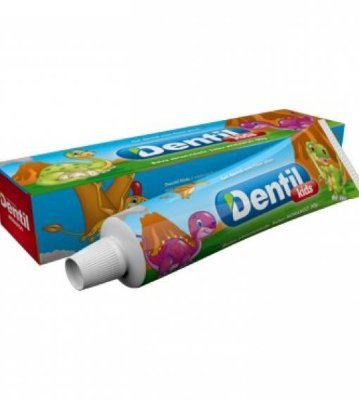 DENTIL GEL DENTAL KIDS MORANGO 50g