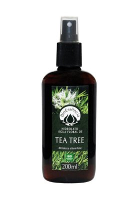 BIOESSÊNCA HIDROLATO DE TEA TREE 200ml