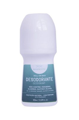 BIOZENTHI DESODORANTE ROLL ON COM PERFUME 60ml