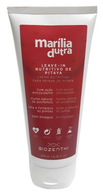 BIOZENTHI LEAVE-IN DE PITAYA MARÍLIA DUTRA 200ml