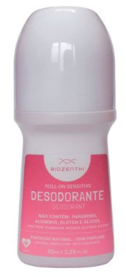 BIOZENTHI DESODORANTE ROLL ON SENSITIVE 60ml