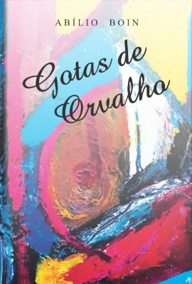 LIVRO GOTAS DE ORVALHO