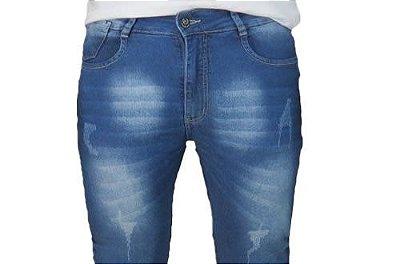 Calça Jeans Masculina Slim Modelo 3
