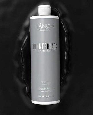 TONNER BLACK HANOVA 500ML