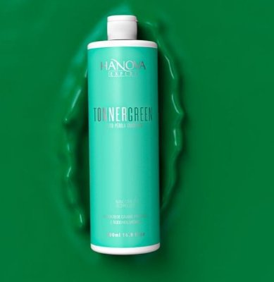 TONNER GREEN HANOVA 500ML