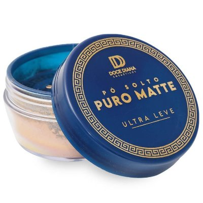 PÓ SOLTO PURO MATTE BEGE DOCE DIANA