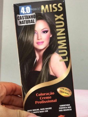 MISS LUMINUX CASTANHO NATURAL 4.0