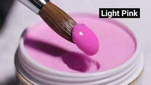 PÓ ACRÍLICO LIGHT PINK 2 MAJESTIC NAILS