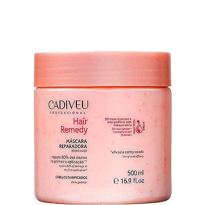 CADIVEU PROFISSIONAL HAIR REMEDY-MASCARA REPARADOURA 500ML
