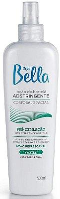 LOÇÃO ADSTRINGENTE DE HORTELÃ-DEPIL BELLA