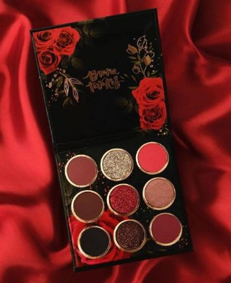 PALETA DE SOMBRAS BT RED ROSE