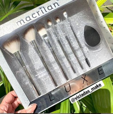 KIT PINCEL LUXE MACRILAN