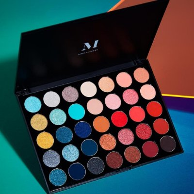 PALETA MORPHE HOT SPOT 35H 100% ORIGINAL