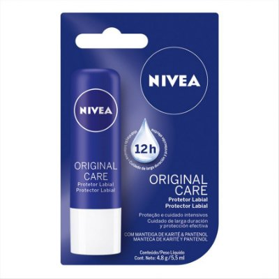 ORIGINAL CARE PROTETOR LABIAL NIVEA