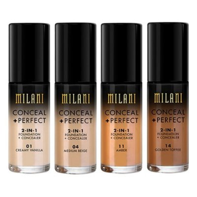 BASE CONCEAL PERFECT MILANI