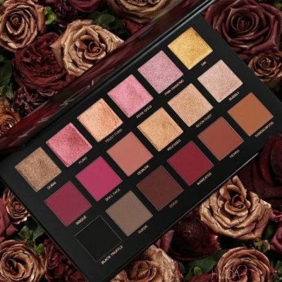 PALETA DE SOMBRAS ROSE GOLD REMASTERED 100% ORIGINAL HUDA BEAUTY