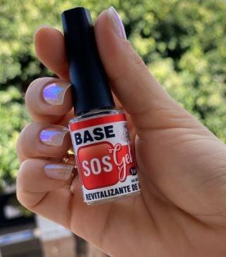 ESMALTE  BASE SOS GEL REVITALIZANTE
