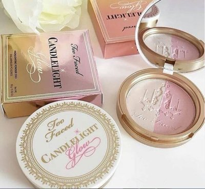 ILUMINADOR CANDLELIGHT GLOW TOO FACED