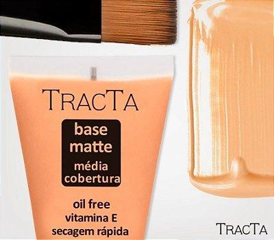BASE MATTE MÉDIA COBERTURA TRACTA