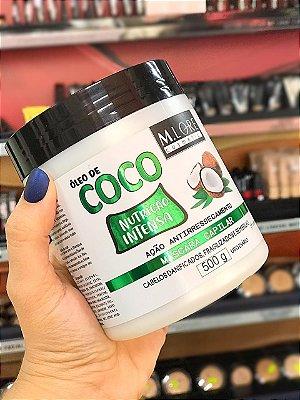 MÁSCARA CAPILAR ÓLEO DE COCO NUTRIÇÃO INTENSA M.LORE