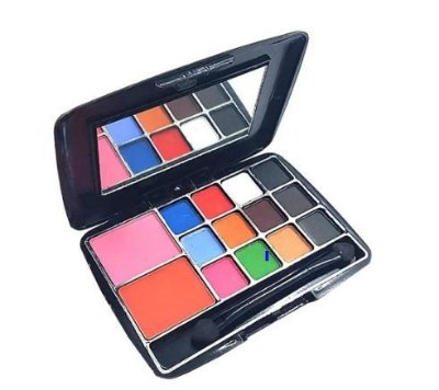 KIT COM 12 SOMBRAS  E 2 BLUSHES VIVAI