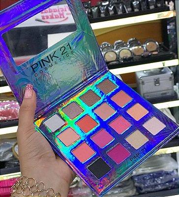PALETA PINK 21 GIRL INSPIRE