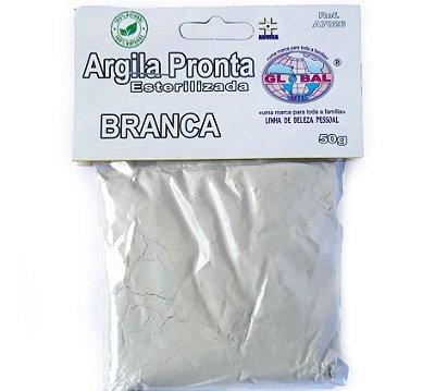 ARGILA BRANCA SACHÊ 50G