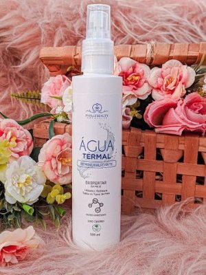 ÁGUA TERMAL REMINERALIZANTE PHALLEBEAUTY 190ML