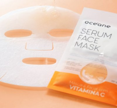 SÉRUM FACE MASK COREANA VITAMINA C OCEANE