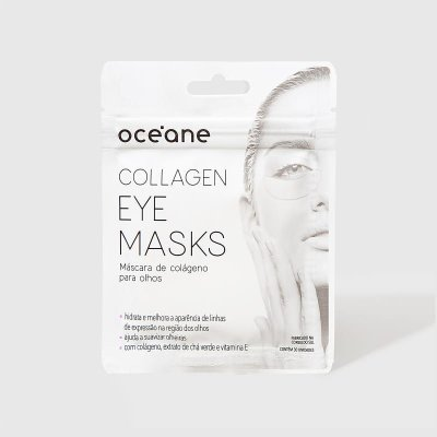 COLLAGEN EYEN MASKS OCEANE