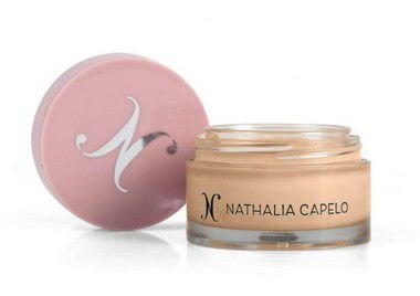 CAMUFLAGEM HD LA MOUSSE NATHALIA CAPELO COR HONEY