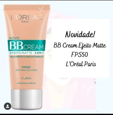 BB CREAM LOREAL PARIS FPS50