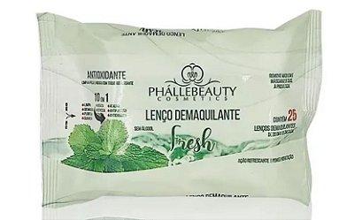 LENÇO DEMAQUILANTE FRESH PHALLEBEAUTY
