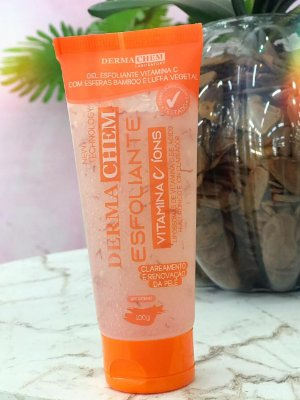 GEL ESFOLIANTE VITAMINA C ÍONS