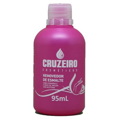 REMOVEDOR DE ESMALTE CRUZEIRO 95ML