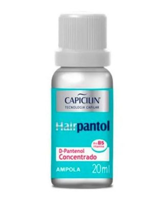 AMPOLA HAIR PANTOL REGENERADOR D PANTENOL