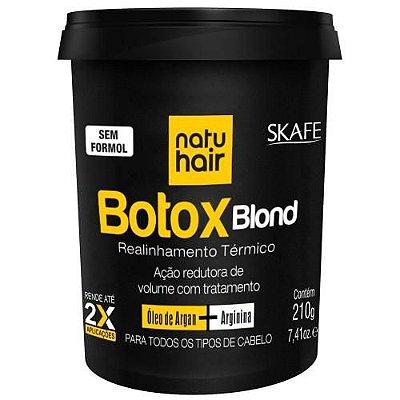 BOTOX NATU HAIR BLOND