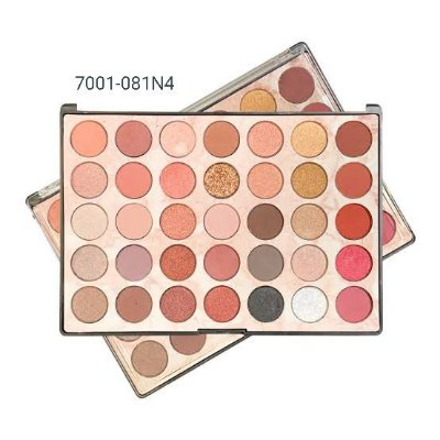 COLORFUL PALETTE  35 CORES PINK 21