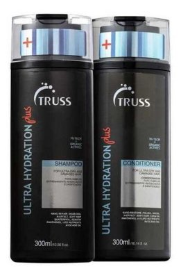 KIT ULTRA HIDRATATION PLUS SHAMPOO=CONDICIONADOR TRUSS