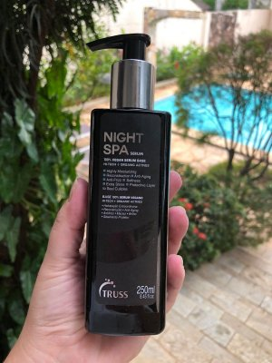 NIGHT SPA SERUM TRUSS