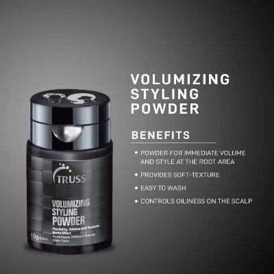 VOLUMIZING STYLING POWDER TRUS