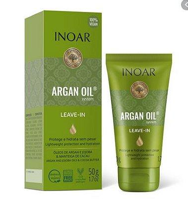 ARGAN OILL LEAVE-IN  50G INOAR