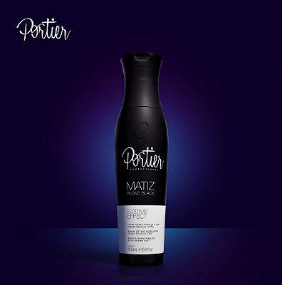PORTIER MATIZ BLOND BLACK MÁSCARA PLATINADORA 500ML
