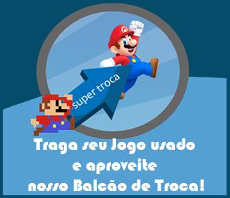 Super Troca:  Jogos e Aparelhos