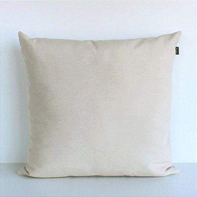 Capa de Almofada Leblon 2800 (Bege Claro)-  45x45 cm