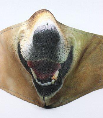 Máscara Fuça Cachorro Darci