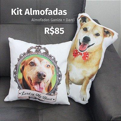 Kit 2 Almofadas